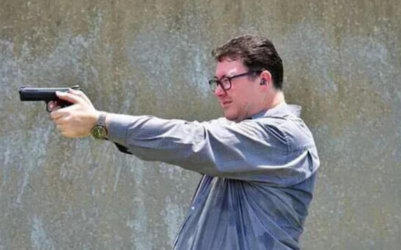 George Christensen's post appeared to be aimed at the green lobby