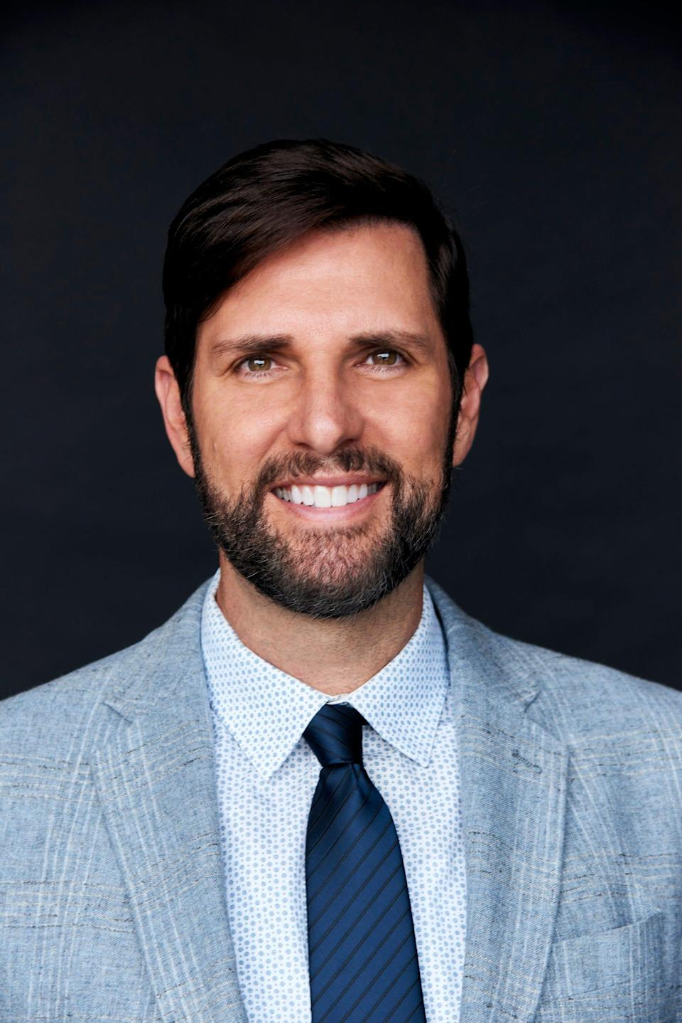 Damon Whiteside was named CEO of the Academy of Country Music on Dec. 9, 2019.