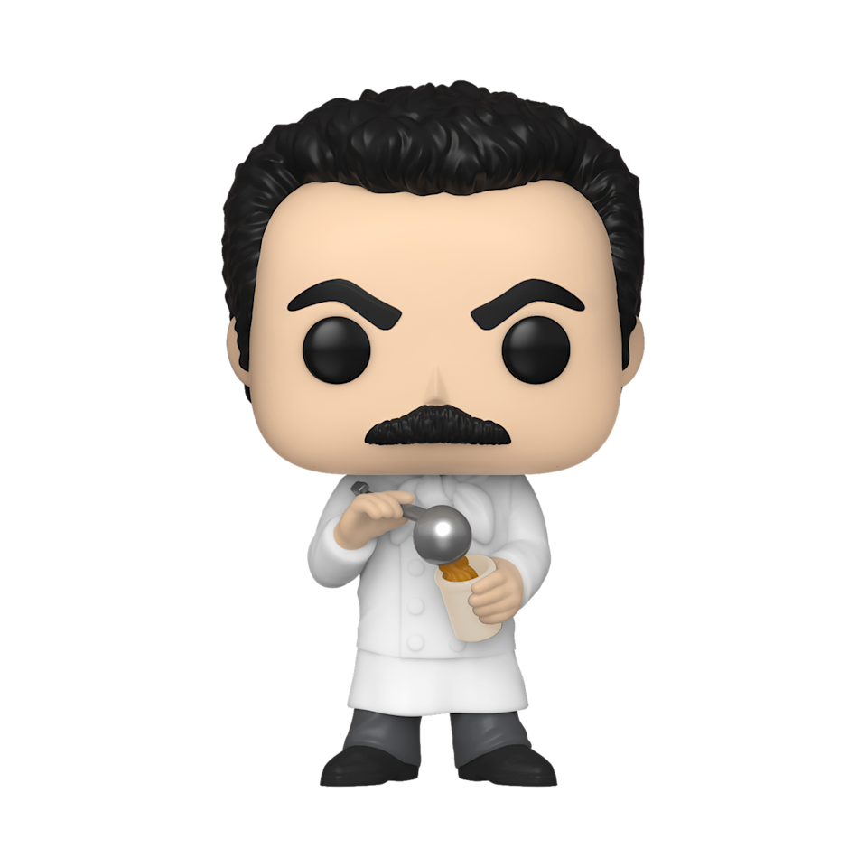 Funko's line of 'Seinfeld' collectibles includes Yev Kassem (Photo: Funko)