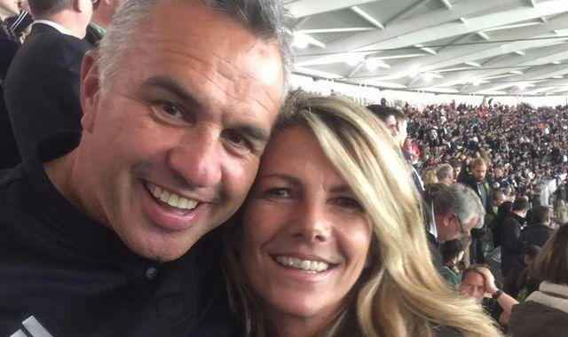 Matt Ratana shooting: Police officer's partner pays tribute to her 'gentle giant' with 'infectious smile'