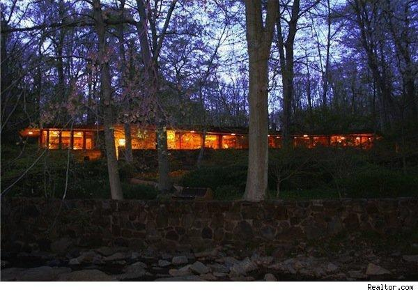 Dudley Spencer House by Frank Lloyd Wright