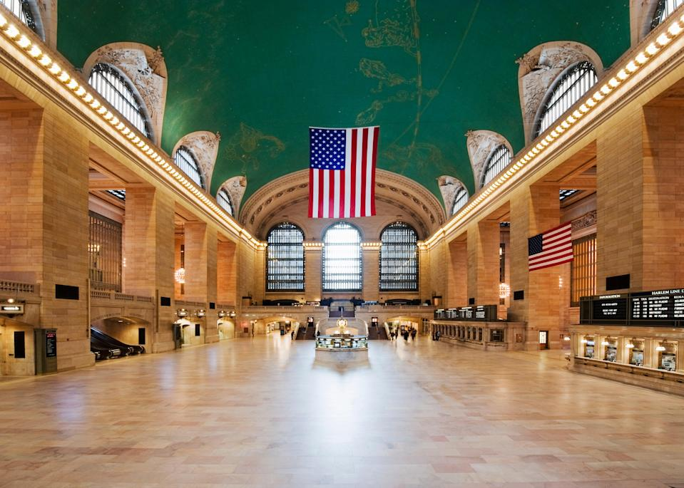 """<p><strong>What's this place all about?</strong> Grand Central Terminal is more than just one of the busiest train stations in the world—it's a window into <a href=""""https://www.cntraveler.com/galleries/2016-01-07/these-vintage-photos-of-new-york-city-will-make-you-want-to-time-travel?mbid=synd_yahoo_rss"""" rel=""""nofollow noopener"""" target=""""_blank"""" data-ylk=""""slk:old New York"""" class=""""link rapid-noclick-resp"""">old New York</a> and into a time when train travel was the ultimate luxury for the wealthy and a necessity for the working man. If you aren't commuting in or out of the city, avoid rush hour and come to admire the landmark architecture and check out the top-notch dining and shopping.</p> <p><strong>What's it like being there?</strong> The vast majority of Grand Central's 82 million annual transit passengers are rushed commuters. Mere admirers, though, tend to be awed and surprised; the building's scale is bigger than you might expect and the architecture is even more beautiful in person than it is in photos.</p> <p><strong>Who comes here?</strong> Most people are passing through, but architecture and history buffs in particular come to Grand Central, especially since the train station was renovated in the 1990s.</p> <p><strong>Did it meet expectations?</strong> You might be inspired to do more research on the history of Grand Central Terminal after visiting. It has evolved from a simple train station into a building that has defined—and in many ways created—modern-day midtown Manhattan.</p> <p><strong>So then what, or who, do you think it's best for?</strong> If you hate crowds, this might not be your spot. Architecture lovers will want to spend time admiring the Beaux Arts building; although it has evolved significantly in the past 100 years, the famous zodiac ceiling mural remains as stunning as ever. Restaurant lovers will enjoy exploring the selection here, which includes everything from the famed Grand Central Oyster Bar to the takeout pleasures of the Northern F"""