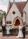 "<p>Princess Beatrice and Edoardo Mapelli Mozzi announced their engagement in September 2019, but chose to wed in a private ceremony due to the coronavirus pandemic on July 17, 2020. The palace shared a number of photos from the day <a href=""https://www.instagram.com/p/CCzDnganh21/"" rel=""nofollow noopener"" target=""_blank"" data-ylk=""slk:on Instagram"" class=""link rapid-noclick-resp"">on Instagram</a>, including one with the Queen and Prince Philip. </p>"