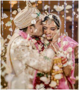 "Aditya Narayan, who married his long-time girlfriend Shweta Agarwal on December 1, shared this photo with a romantic caption that said, ""I will find you... And I will marry you.."
