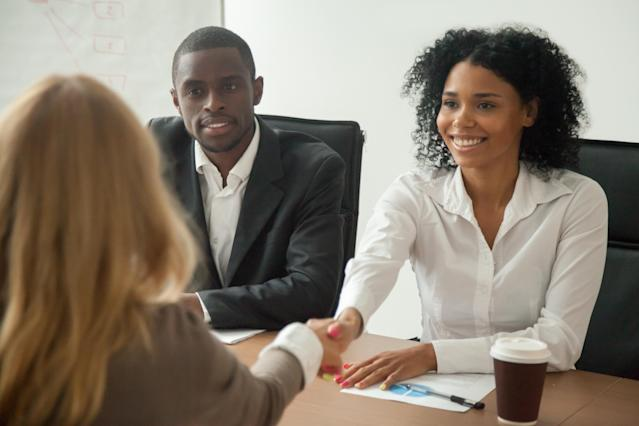 Inclusive hiring almost always requires companies to start by getting the basics right, according to a leading specialist. (Getty)