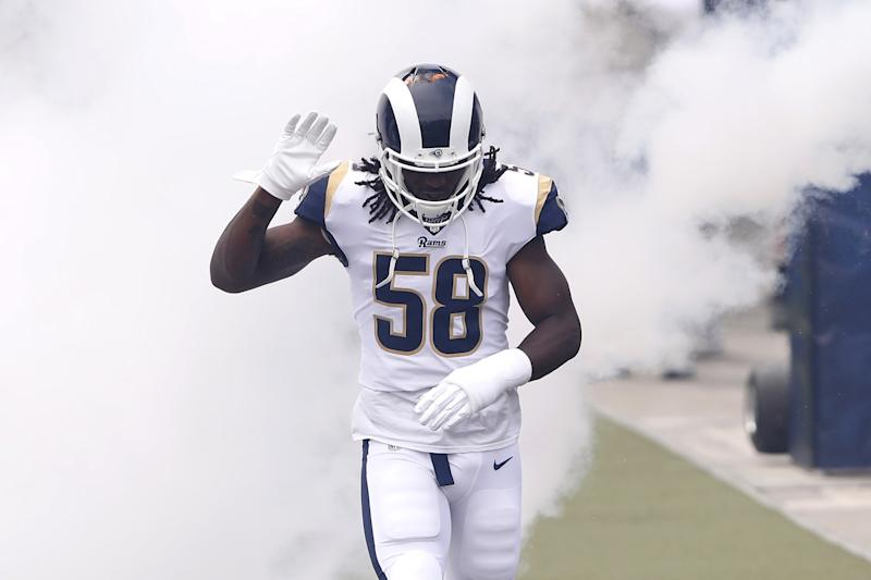 Will Cory Littleton wave goodbye to the Rams in free agency?