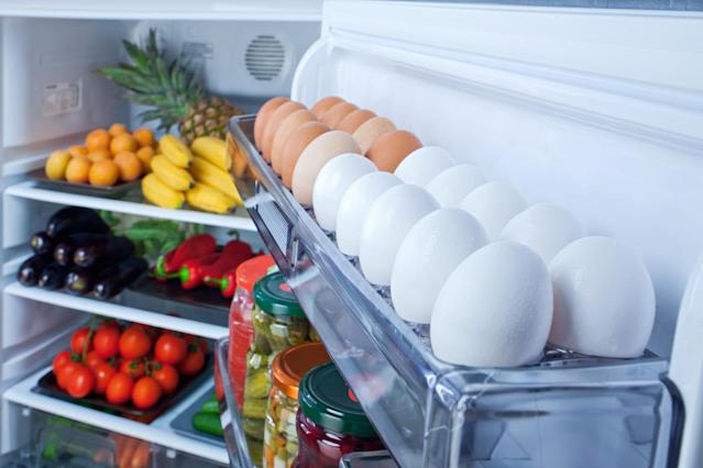 Fresh isn't always best, according to nutritionists. (Getty Images)