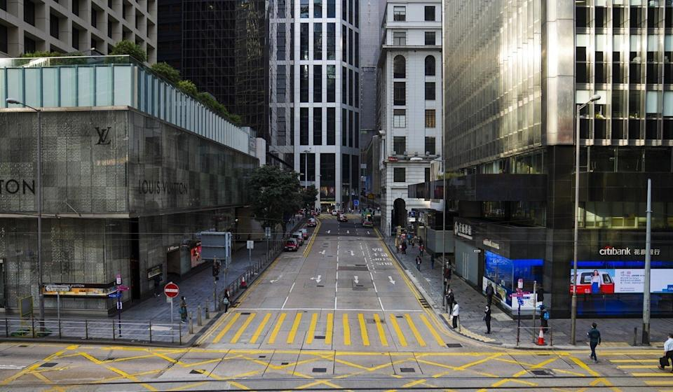 A rise in coronavirus infections since November has prompted the government to impose the toughest curbs yet on city life. Photo: Sam Tsang