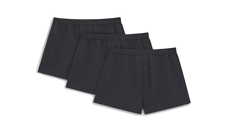 Jersey Boxers, Pack of 3