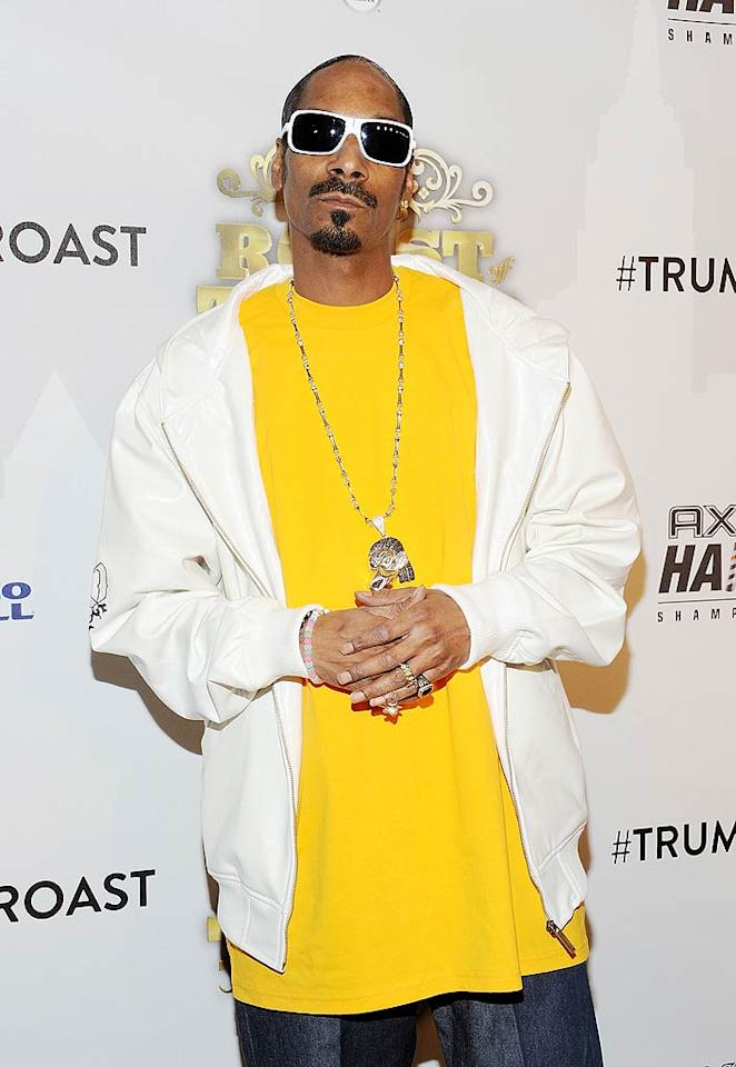 "Say what you will about rapper Snoop Dogg, but the guy is one smart businessman. He got in on the reality show game in 2007 with ""Snoop Dog's Father Hood"" on E!. Unfortunately, the show only made it through two seasons. Michael Kovac/<a href=""http://www.wireimage.com"" target=""new"">WireImage.com</a> - March 9, 2011"