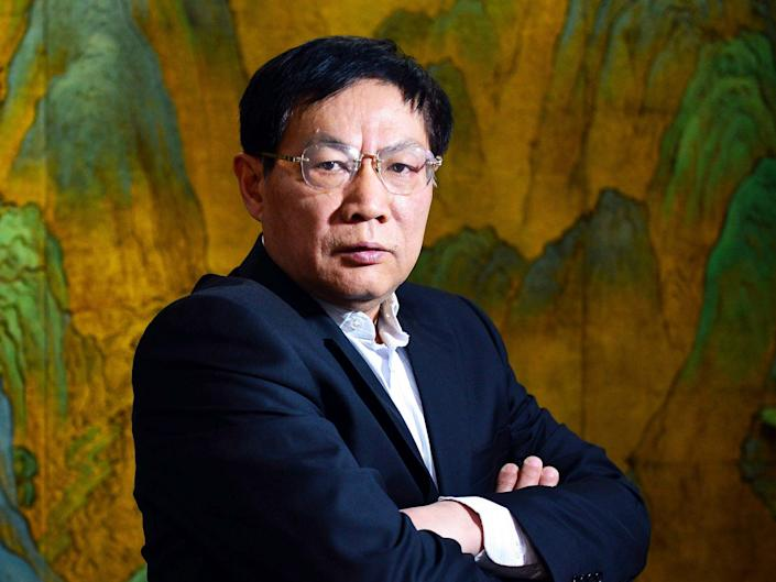 The party said Ren Zhiqiang will be prosecuted for corruption: AP