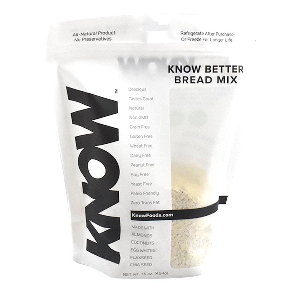 <p>How many different flavor combinations can you make with this <span>Know Better Muffin & Cake Mix</span> ($13)? It has only two grams of net carbs, so our guess is a lot.</p>