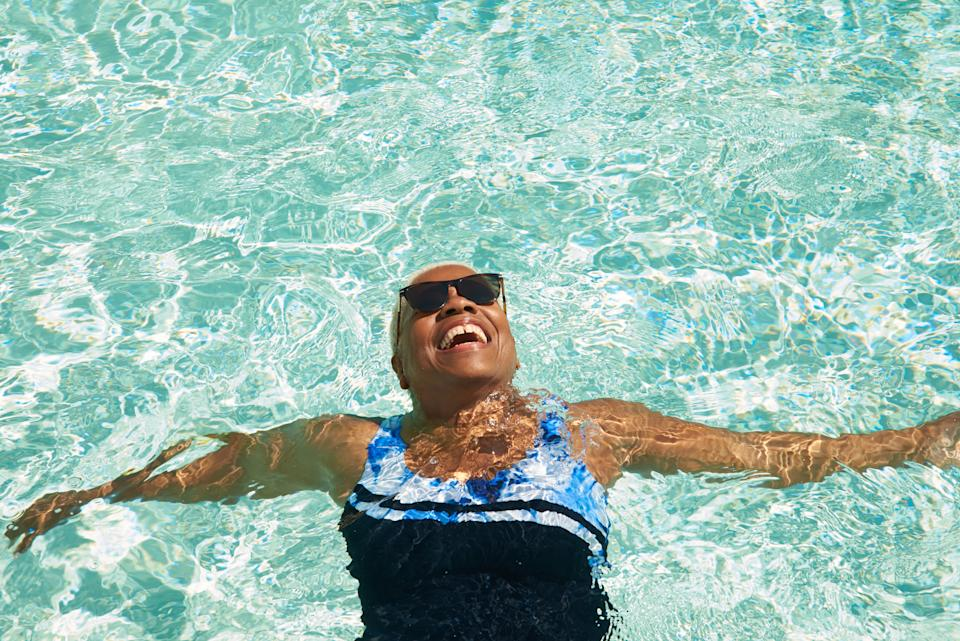Always overestimate how much you think you'll need in savings for your golden years. (Photo: Getty)