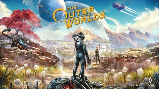 Obsidian Sci-Fi RPG The Outer Worlds is Coming to Switch