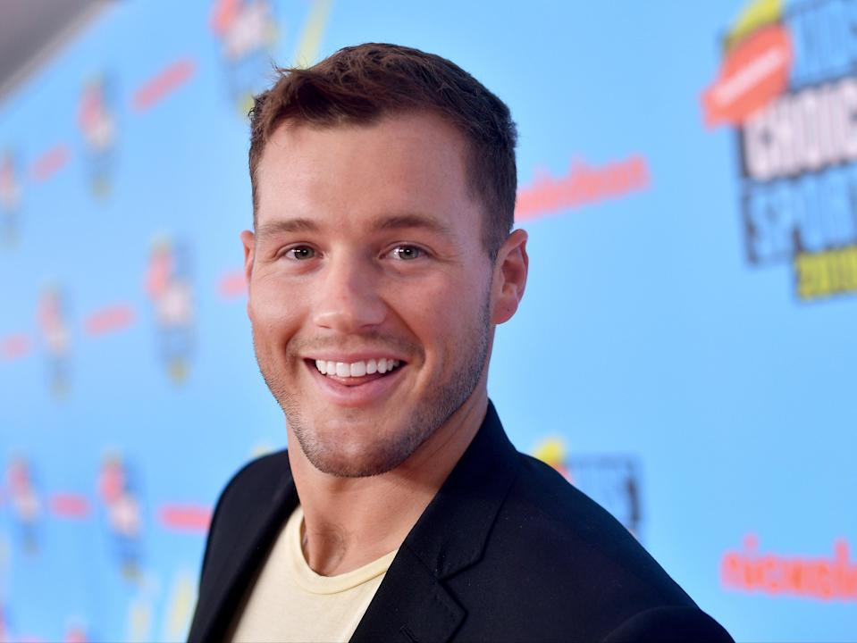 <p>Former Bachelor Colton Underwood reportedly filming Netflix reality show about his coming out story</p> (Getty Images)