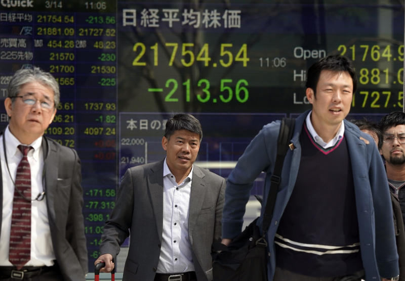 European markets show resilience despite earlier Asian falls