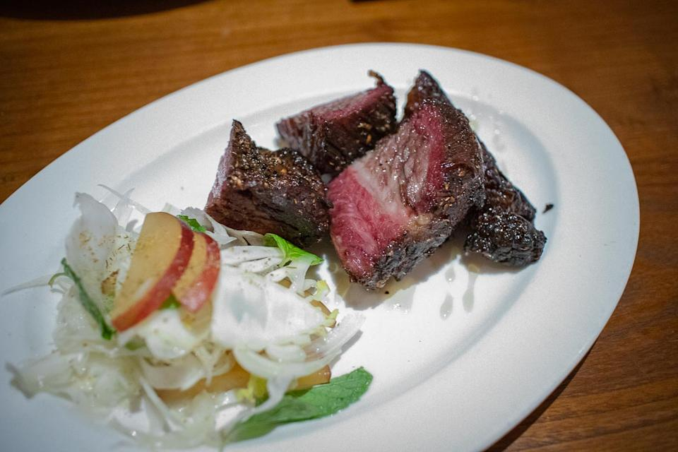 Peppered Short Rib (PHOTO: Zat Astha/Yahoo Lifestyle SEA)