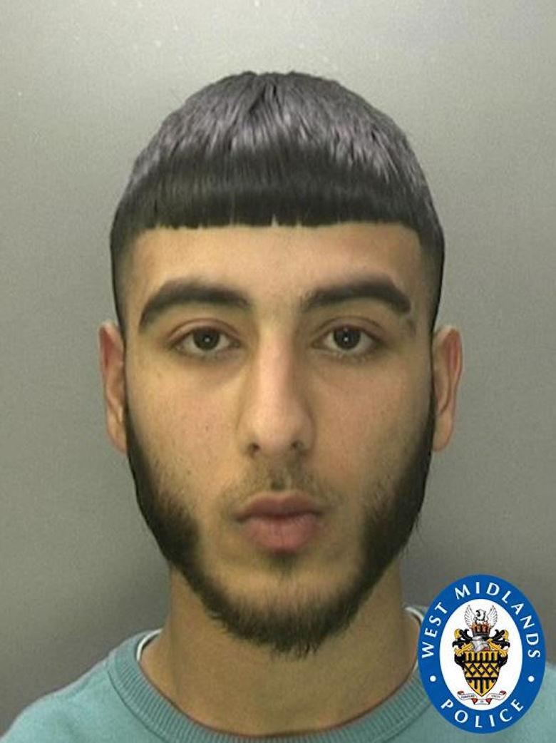 Majid Ali, 18, has been jailed for nine years (Picture: PA)