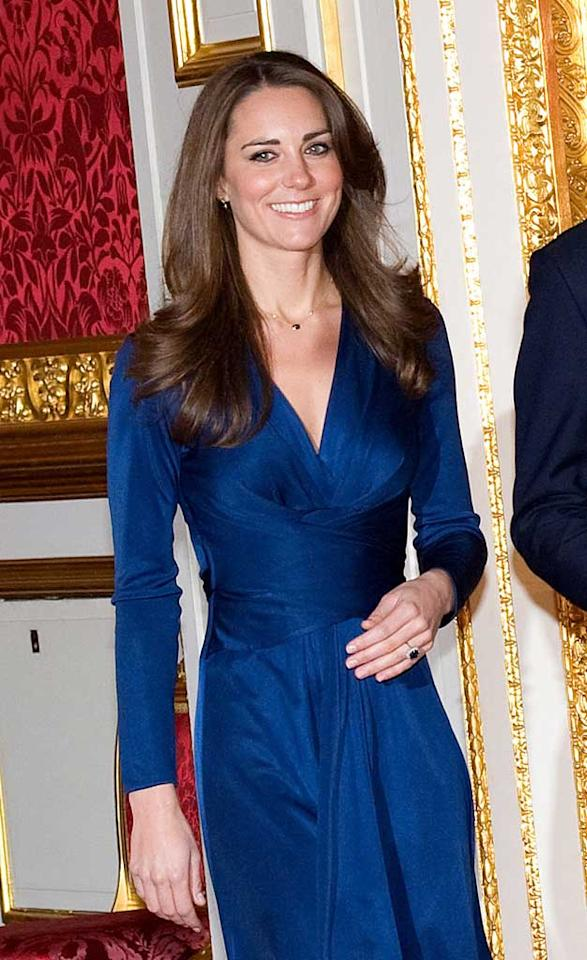 """January 9: Kate Middleton turns 29 Samir Hussein/<a href=""""http://www.wireimage.com"""" target=""""new"""">WireImage.com</a> - November 16, 2010"""
