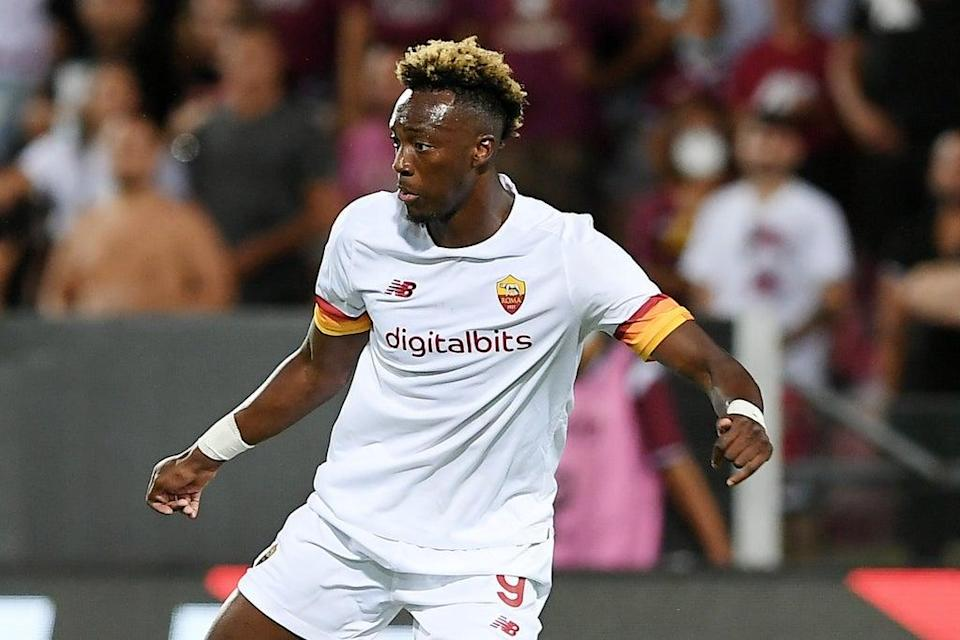 Tammy Abraham left Chelsea to join Jose Mourinho's Roma last month  (Getty Images)