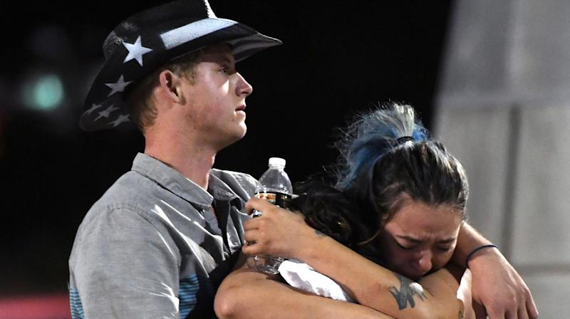 Videos And Photos Show The Chaotic Scene At Route 91 Country Music Festival In Las Vegas