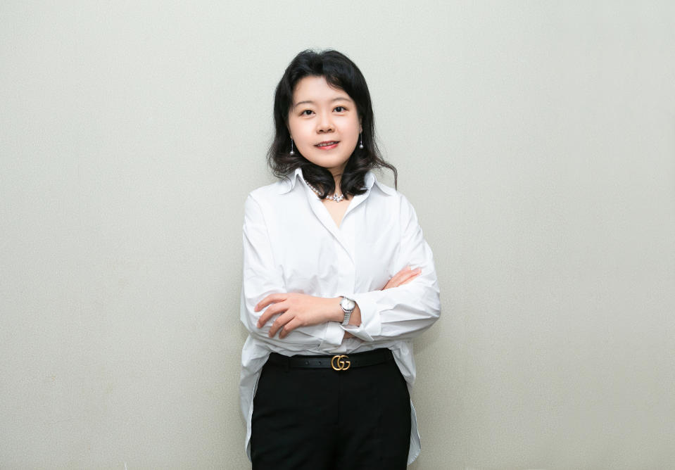 Jessica Liu, Co-President and Regional Head of Commercial, Lazada Group. (PHOTO: Lazada)