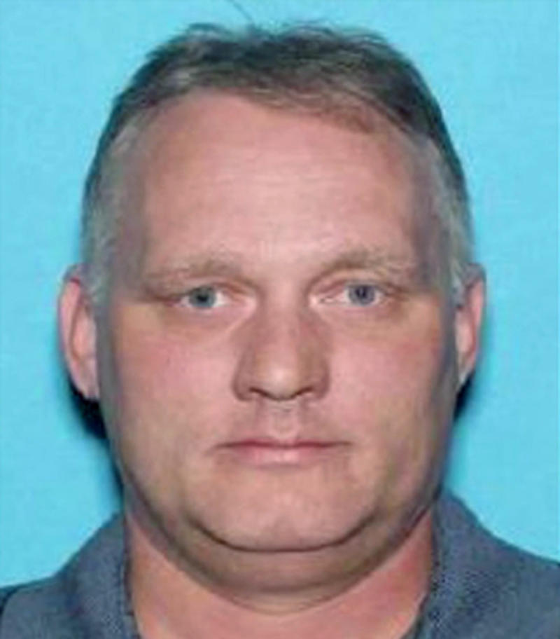 FILE - This undated Pennsylvania Department of Transportation photo shows Robert Bowers. Lawyers for Bowers, the man accused of killing 11 people at a Pittsburgh synagogue, say the FBI has been discouraging witnesses from talking to the defense. (Pennsylvania Department of Transportation via AP, File)