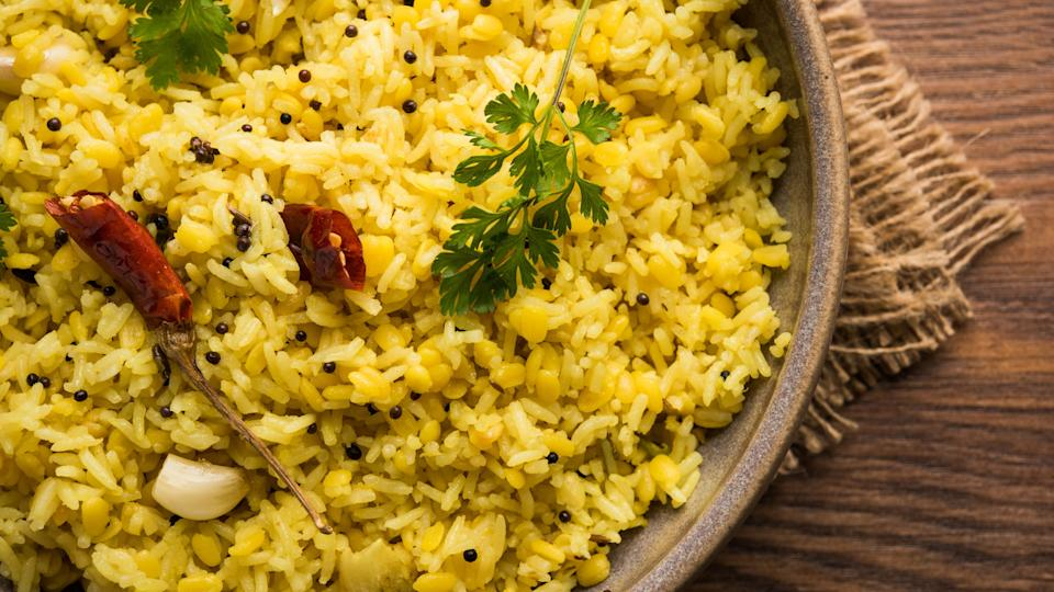 Khichdi is a good example of complementary proteins.