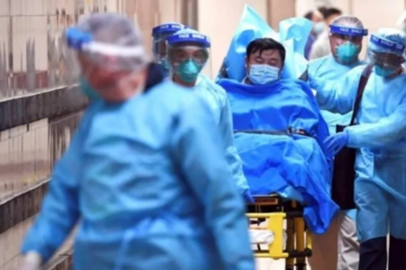 Two Apartment Buildings in South Korea Quarantined Over Coronavirus Outbreak