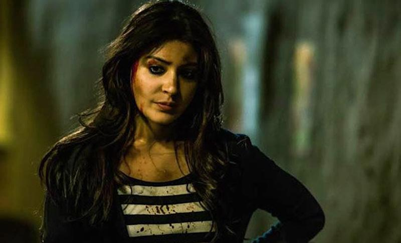 Anushka Sharma in the film NH10. Image via Facebook