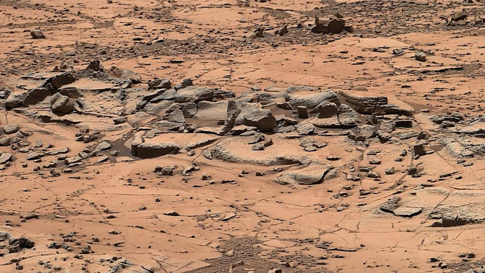 Viking 1 and 2 sent back the first data from Mars in the 1970s (Sky News)