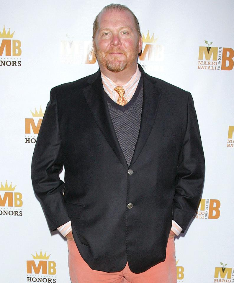 Mario Batali turns 51 on September 19.