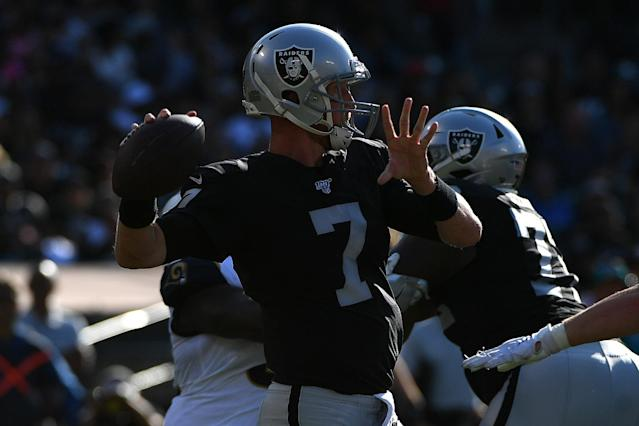 Oakland Raiders Stock Report: 3 up, 3 down from preseason game No. 3
