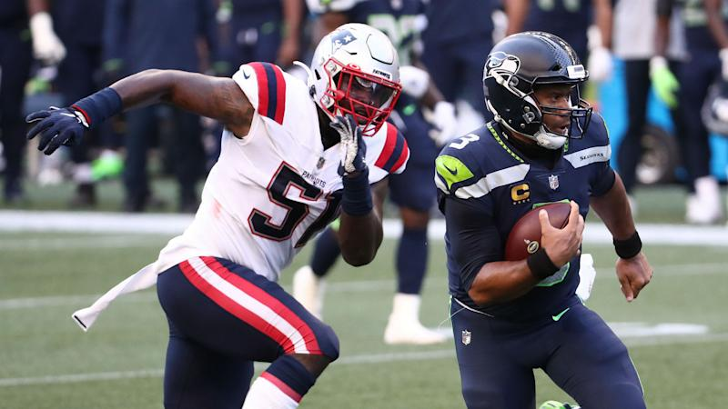 Locked-in Russell Wilson on mission to prove he's NFL's best QB after five-TD display