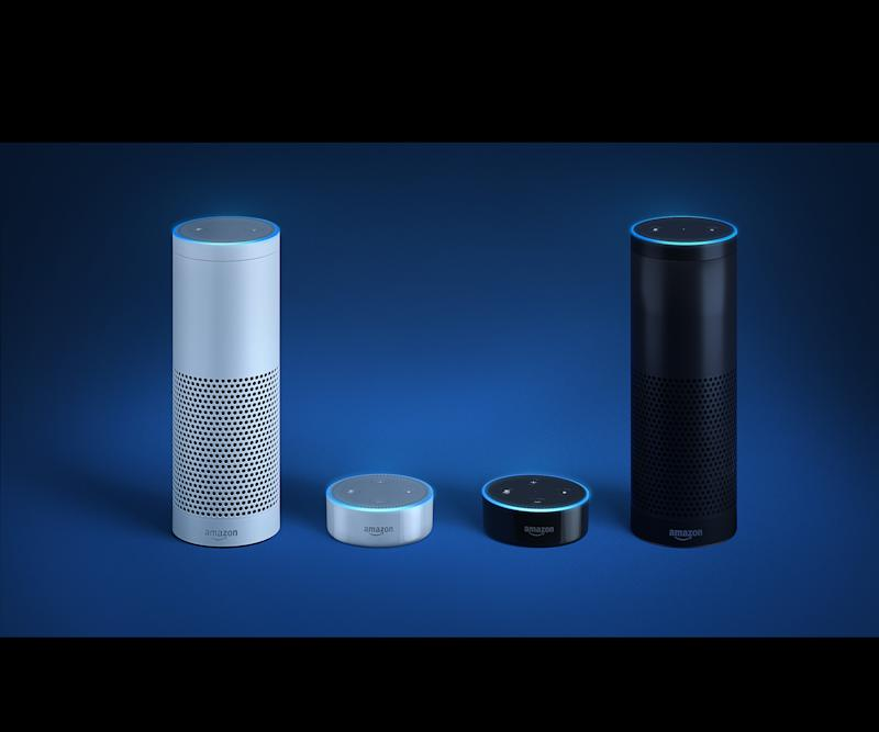 Amazon's Voice Assistant Alexa Can Now Whisper