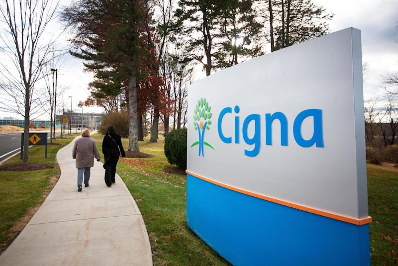 Justice Department OKs Cigna's $52 billion acquisition of Express Scripts