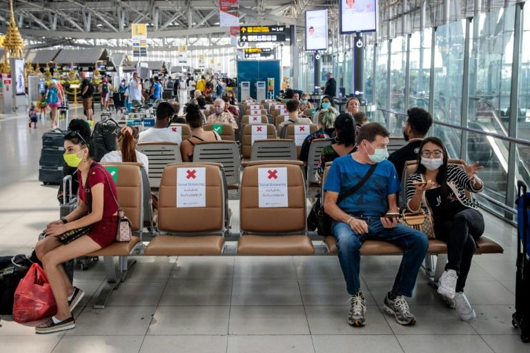 The measures are a hammer blow to Thailand's vital tourism sector
