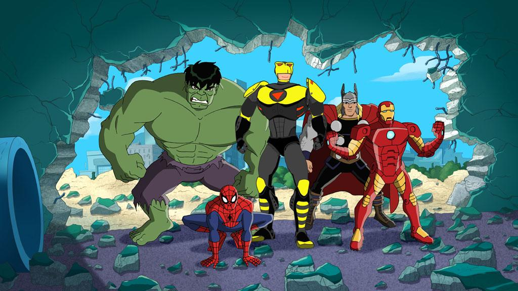 """""""Phineas and Ferb: Mission Marvel"""" is an animated adventure assembling characters from two hugely popular franchises, Disney's """"Phineas and Ferb"""" and Marvel's iconic Super Heroes: Spider-Man, Iron Man, Thor and Hulk."""