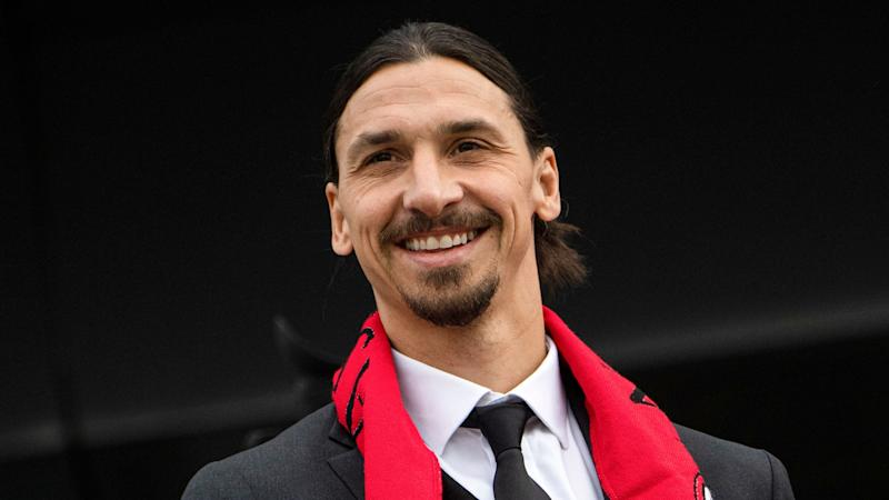 Ibrahimovic jokes that he's 'much worse' as he claims to be fit enough to play