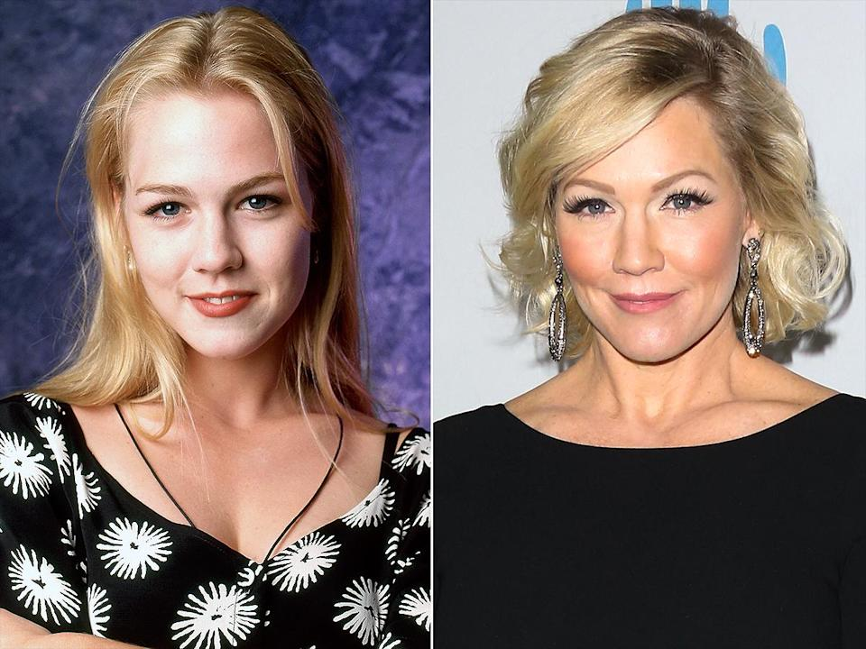 <p>Since her days as troubled Kelly Taylor, Garth, 45, has done a lot of TV work, including the sitcom What I Like About You co-starring Amanda Bynes, which ended in 2006. She also reprised her role as a more responsible Kelly in the CW sequel series 90210, which ran from 2008 to 2013. In 2015, she married Dave Abrams, after splitting ex Peter Facinelli, with whom she has three daughters, in 2012.</p>