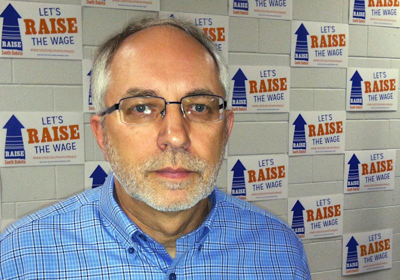 Organizers submit petitions for minimum wage vote