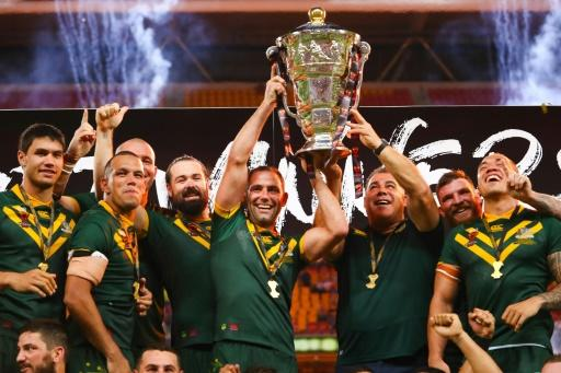 The Rugby League World Cup holders, Australia's Kangaroos, could face rugby union's New Zealand All Blacks in a cross-code blockbuster match later this year