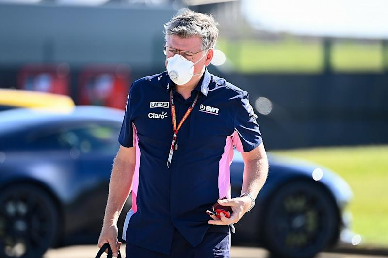 Racing Point: No July exit clause in Perez's contract