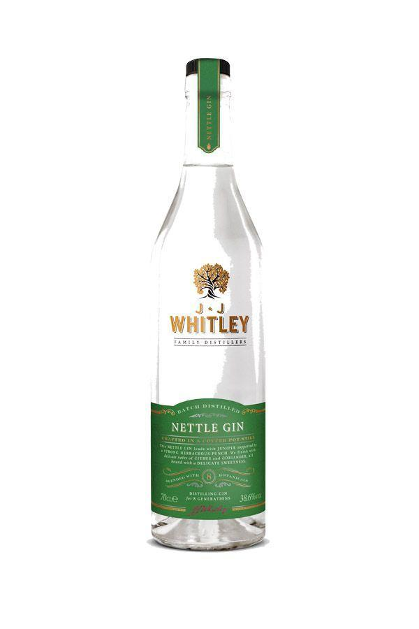 """<p>Inspired by the British countryside, this brand new gin from rural England features heavy herbaceous aromas combined with a gentle sweetness. </p><p>Once the freshness of the nettle disperses, you'll taste the nostalgic finish of a classic gin with a light and zingy kick. </p><p>J.J. Whitley - £16 (70cl)</p><p><a class=""""link rapid-noclick-resp"""" href=""""https://www.amazon.co.uk/J-J-Whitley-10009000-Nettle-Gin/dp/B06X8YY49W?tag=hearstuk-yahoo-21&ascsubtag=%5Bartid%7C1921.g.31768%5Bsrc%7Cyahoo-uk"""" rel=""""nofollow noopener"""" target=""""_blank"""" data-ylk=""""slk:SHOP NOW"""">SHOP NOW</a></p>"""