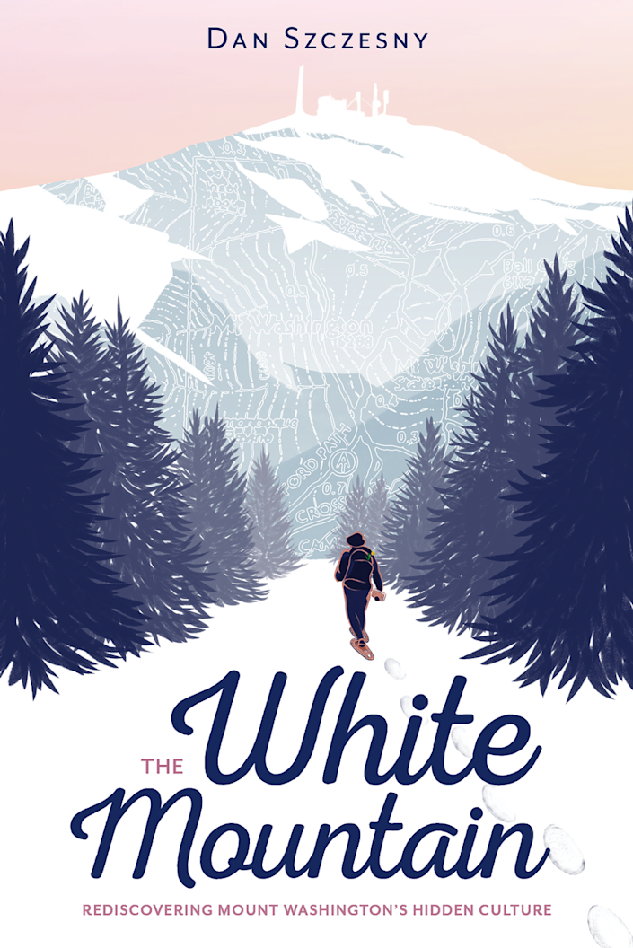 "Dan Szczesny's travelogue, ""The White Mountain."""
