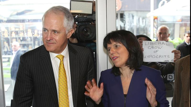 The Greek embassy has confirmed federal backbencher Julia Banks is not a citizen of Greece
