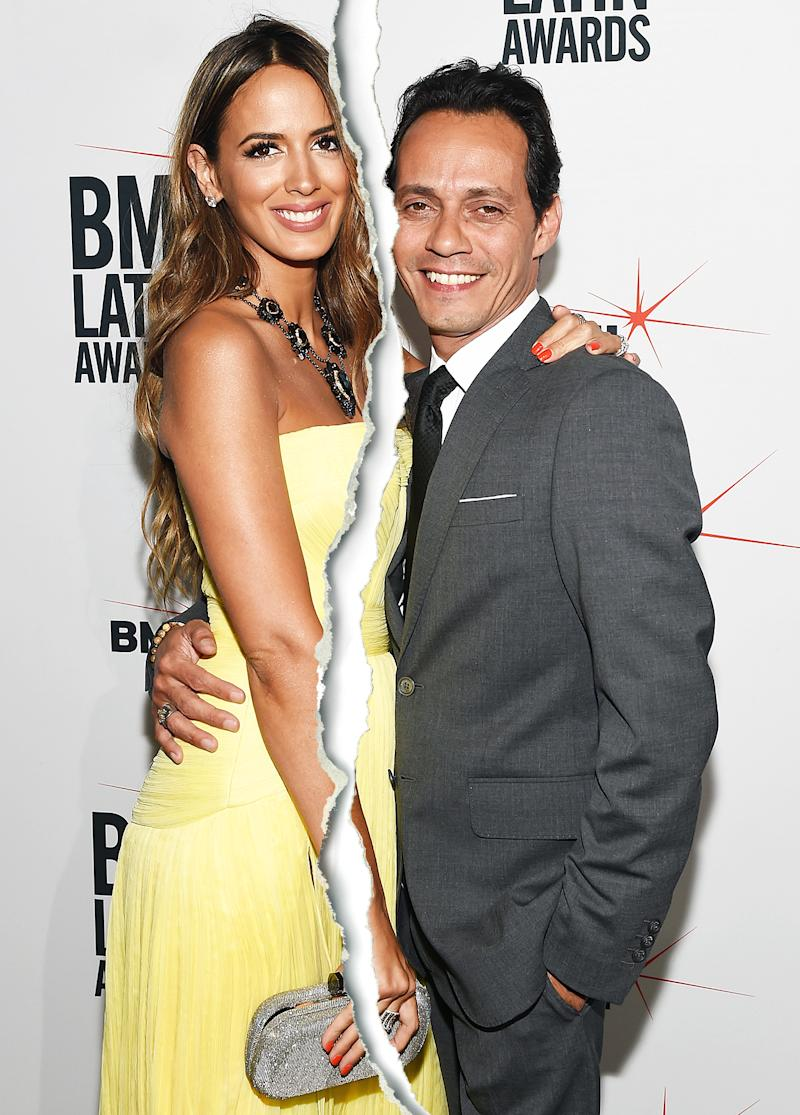 Marc Anthony and Shannon De Lima Split After Two Years of Marriage