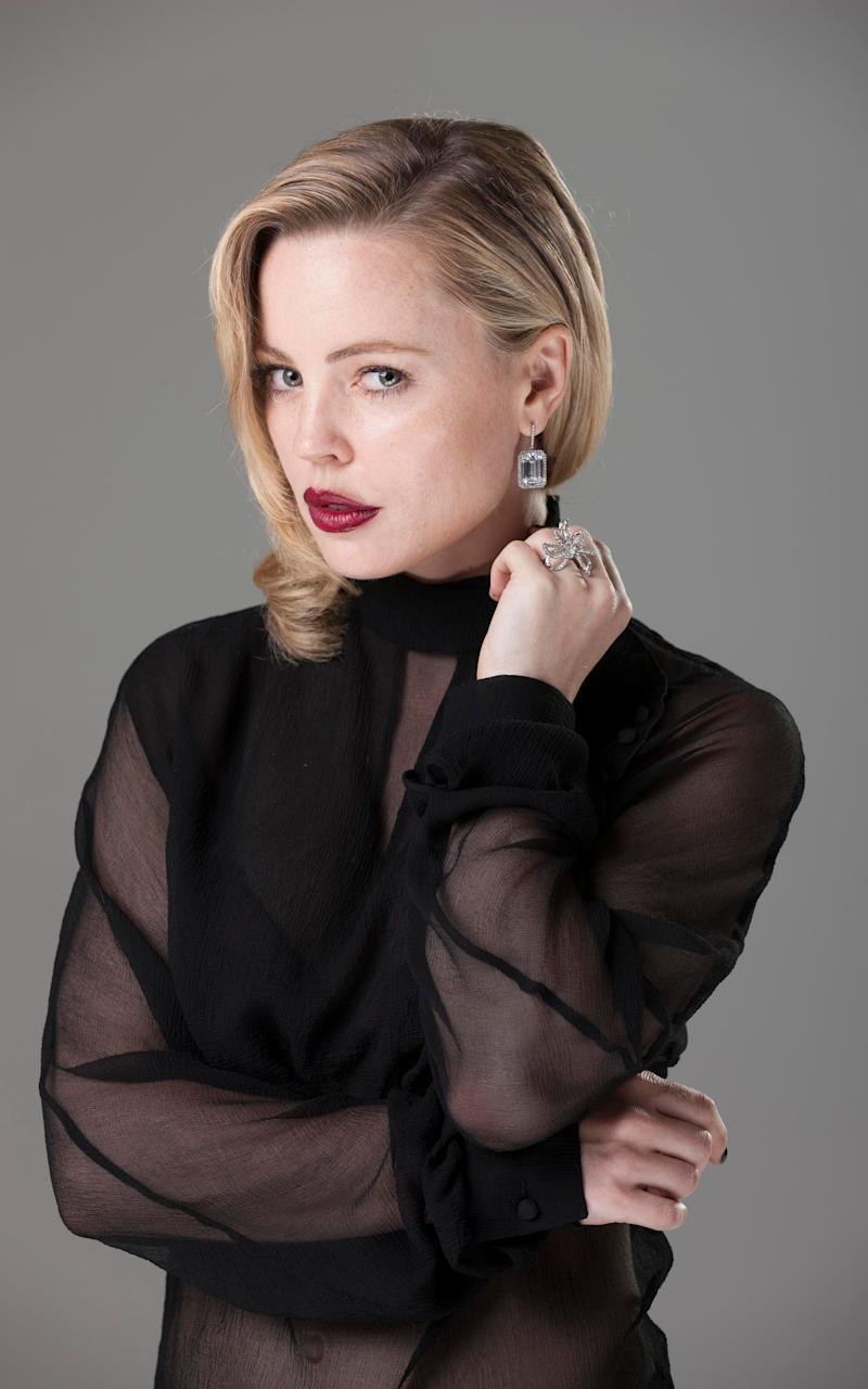 Melissa George has starred in Grey's Anatomy and The Good Wife  - Credit: Andrew Crowley