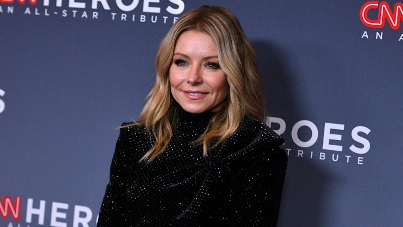 Kelly Ripa Cries On Air & Reveals Kids Won't Hug Her During Quarantine