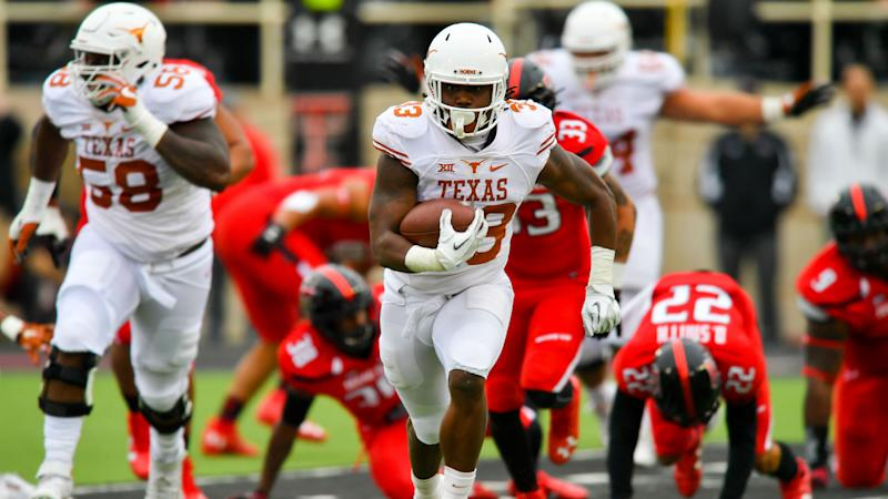 NFL Draft 2017: Texas RB D'Onta Foreman reveals son's death during '16 season